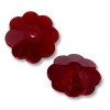 Swarovski Sew-on 3700 Flower mm 6 Siam